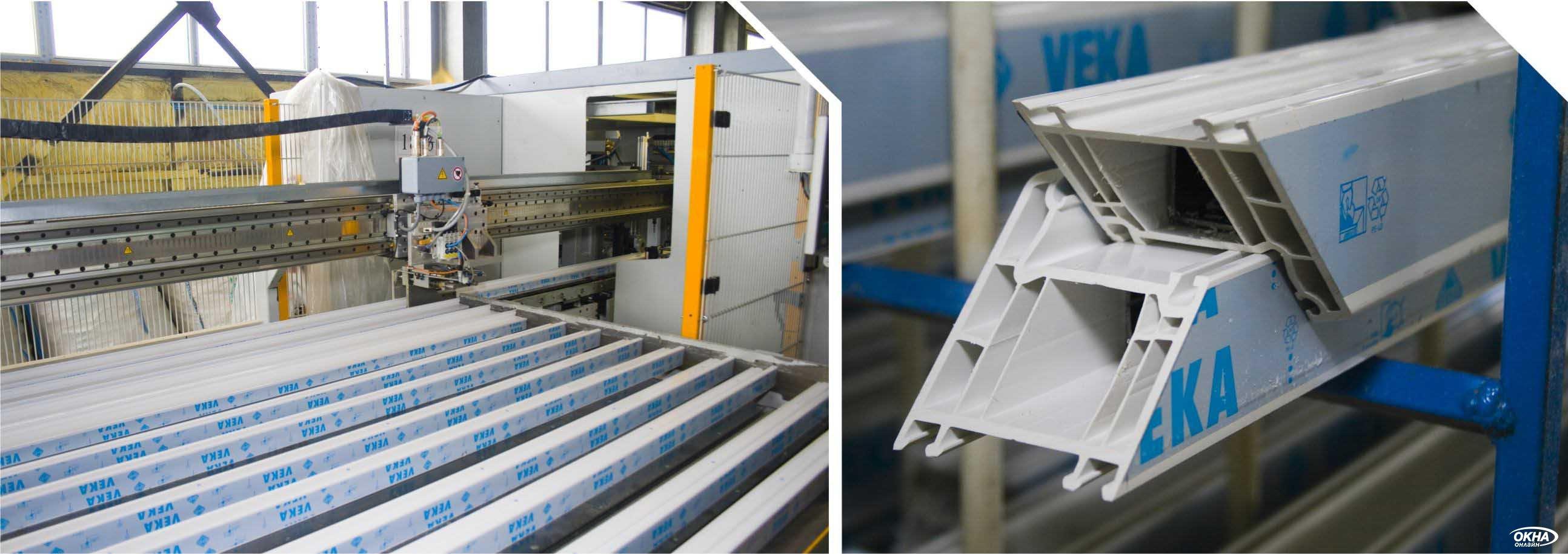 Завод по производству пластиковых окон в москве